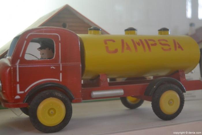 Camió cisterna Campsa