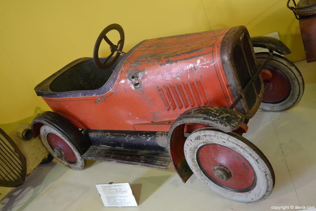 Cotxe de pedals Chevrolet