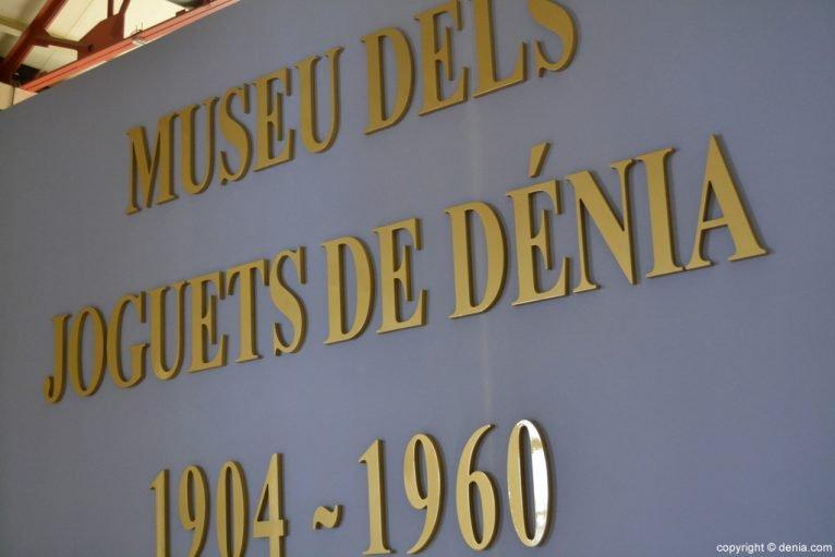 Exposició del Museu del Joguet de Dénia