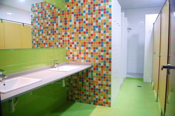 Salles de bains Hostel Denia Meeting Point