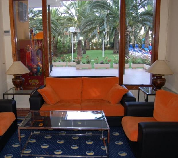 Bar del Hotel Port Dénia