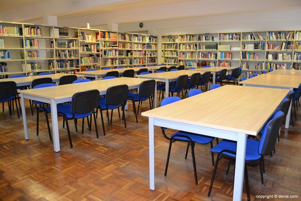 Biblioteca Pública Municipal de dénia