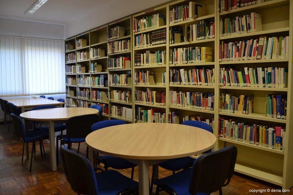 Biblioteca de dénia