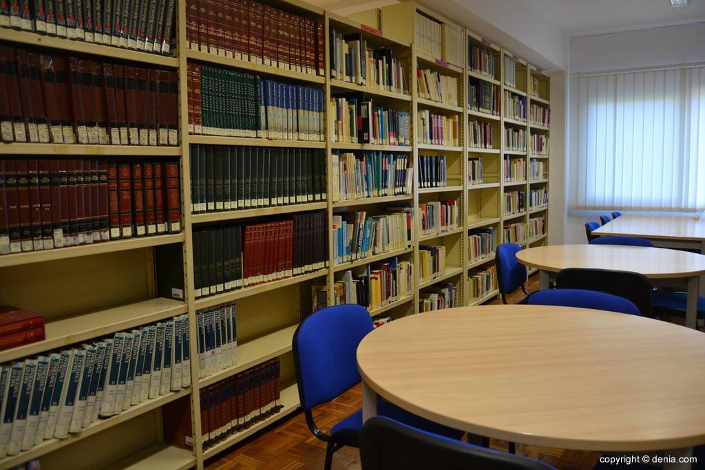 Biblioteca pública de Dénia