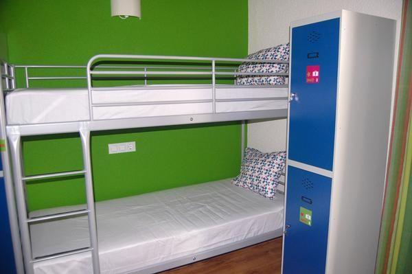 Hostel Denia Meeting Point de chambre
