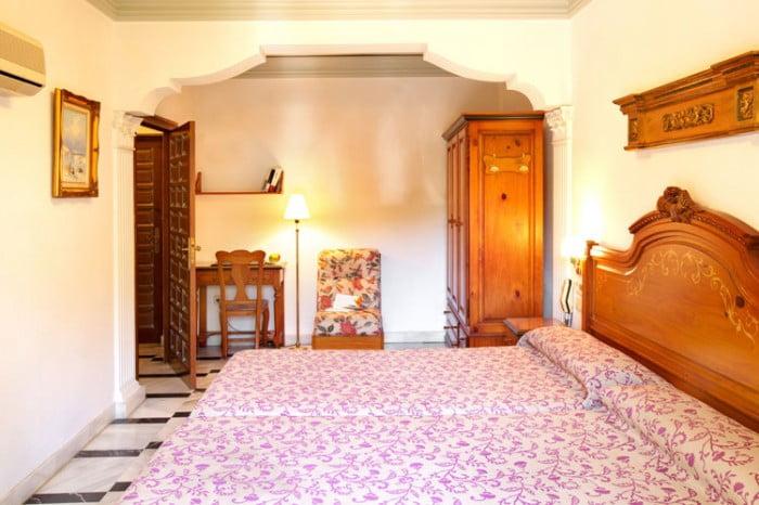 chambre Hôtel Rosa