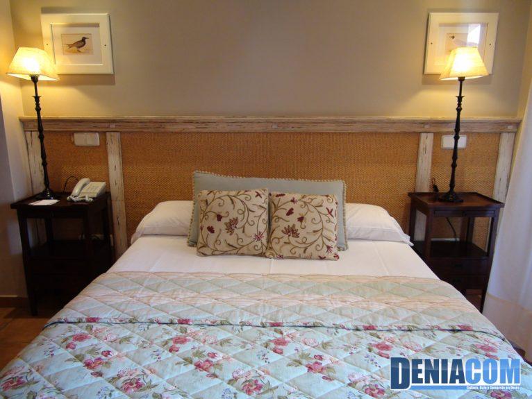 Habitación doble - Hotel Los Ángeles Dénia