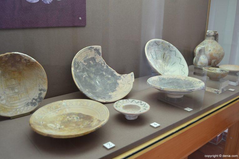 Hallazgos subacuáticos de cerámicas catalanas