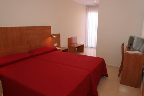 Hotel Adsubia Dénia - Kamer