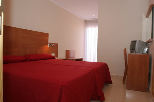 Hotel Adsubia Dénia - Kamers