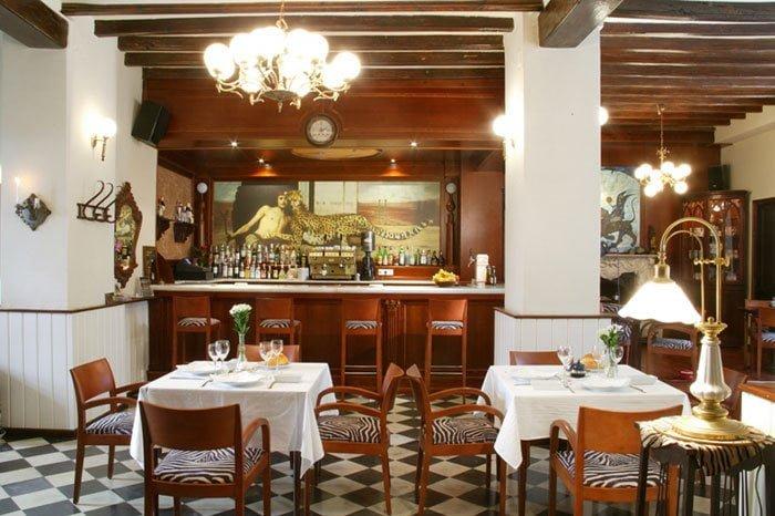 Hotel Chamarel Dénia - Restaurant