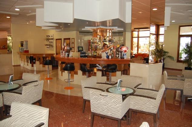Hotel Port Dénia – Bar
