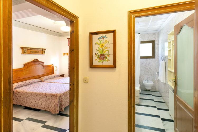 Hotel Rosa - Chambre