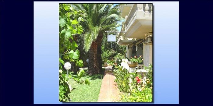 Hotel Rosa - Jardin