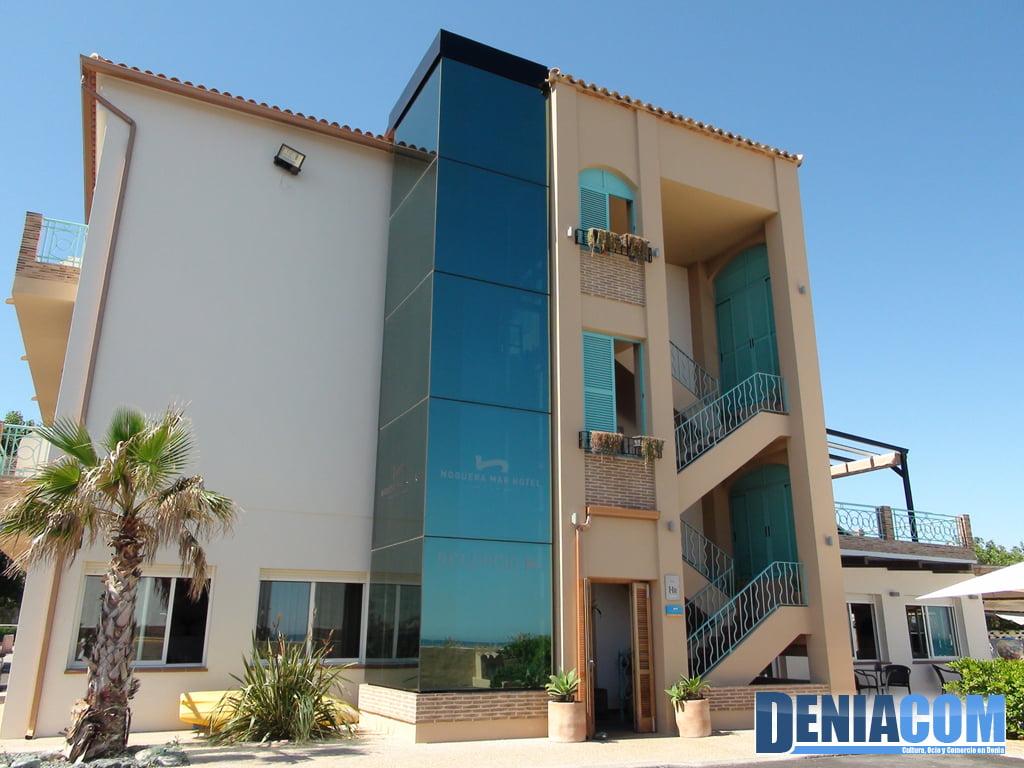 Hotels a la platja de Dénia - Hotel Noguera Mar