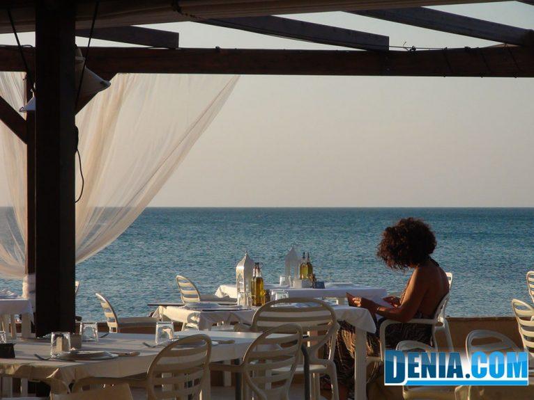 Noguera Mar Hotel, Hotel junto al mar para disfrutar de la puesta de sol
