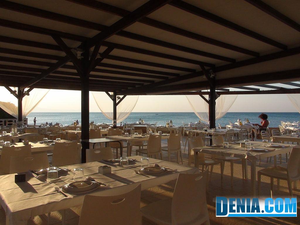 Noguera Mar Hotel, Saló del Restaurant al costat del mar