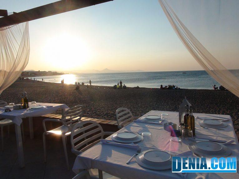 Noguera Mar Hotel, hotel con restaurante junto al mar mediterráneo