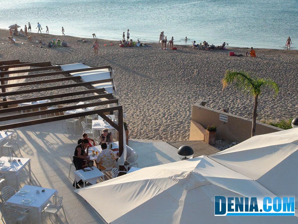 Noguera Mar Hotel, terrassa