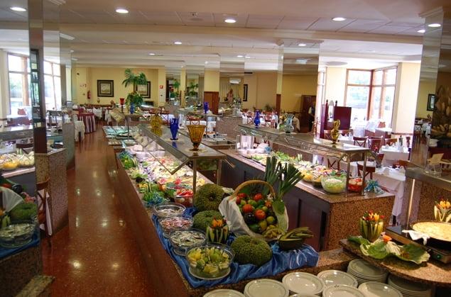 Restaurante del Hotel Port Dénia