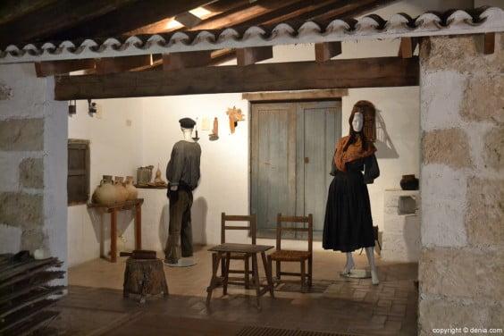 Riu Rau no Museu Etnológico Denia