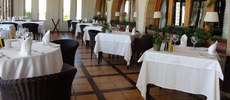 Salón de eventos en el Hotel Los Ángeles Dénia