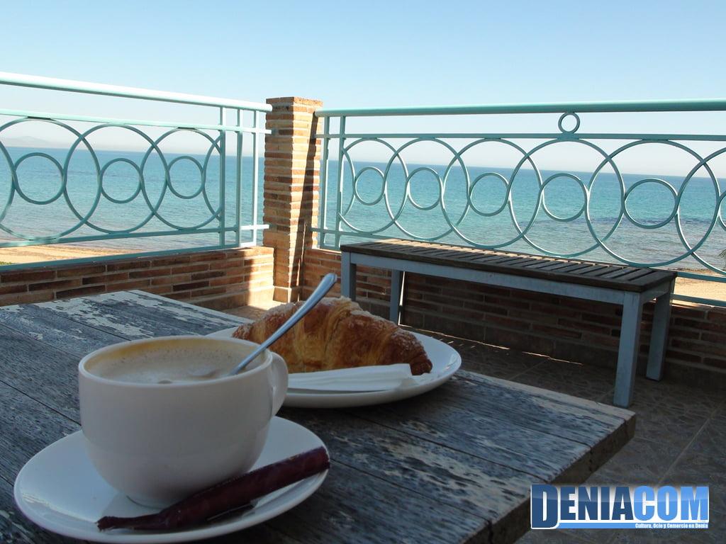 Vistes a la mar - Hotel Noguera Mar Dénia
