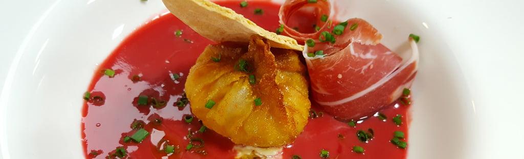 Nourriture Hôtel Les Rotes