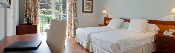 Habitaciones Hotel Les Rotes