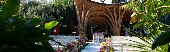 Hotel Les Rotes boda