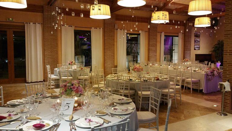 Salón celebraciones Hotel Les Rotes