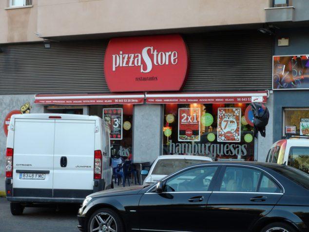 Imagen: Pizza Store