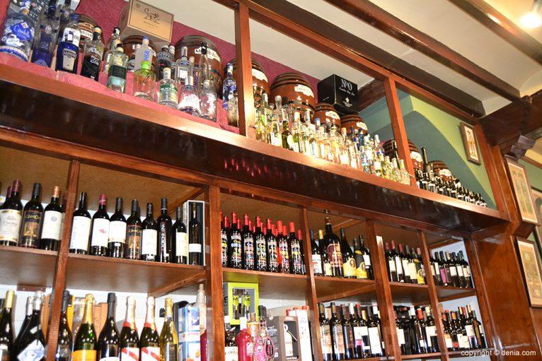 Restaurant Miguel Juan - Celler
