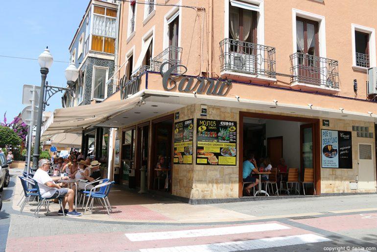 Bar Carrió entrada