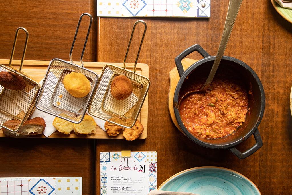 Menjar a Dénia Casa Miguel Juan