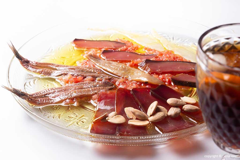 Deliciós plat Casa Miguel Juan