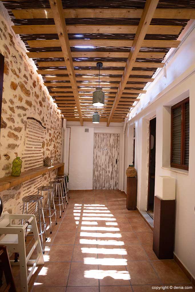 Interior Casa Miguel Juan