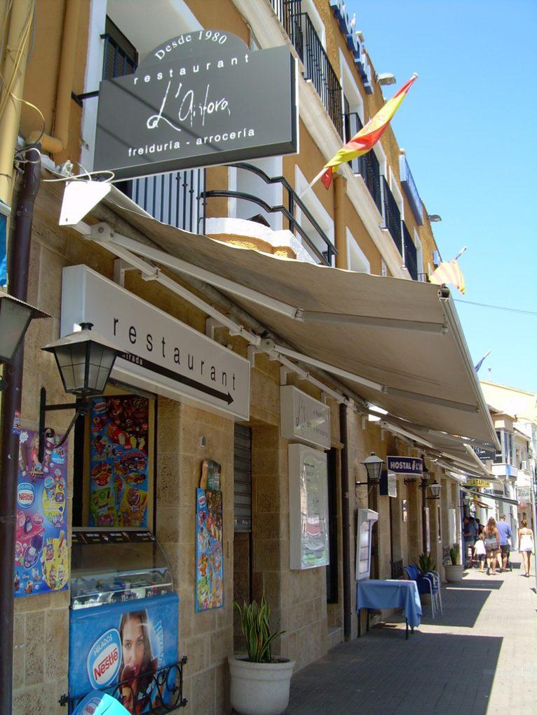 Restaurant L'Anfora