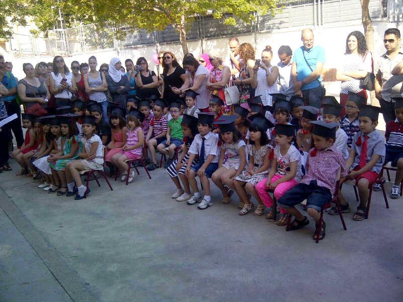 Alumnos de infantil