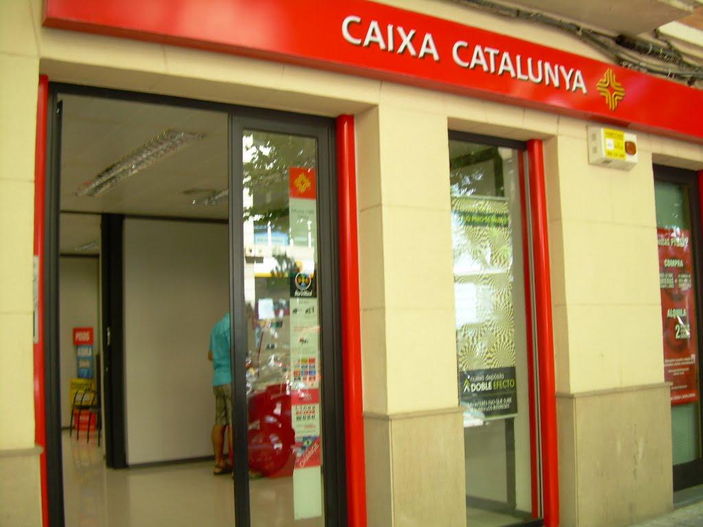 Caixa catalunya d for Cajeros caixa catalunya