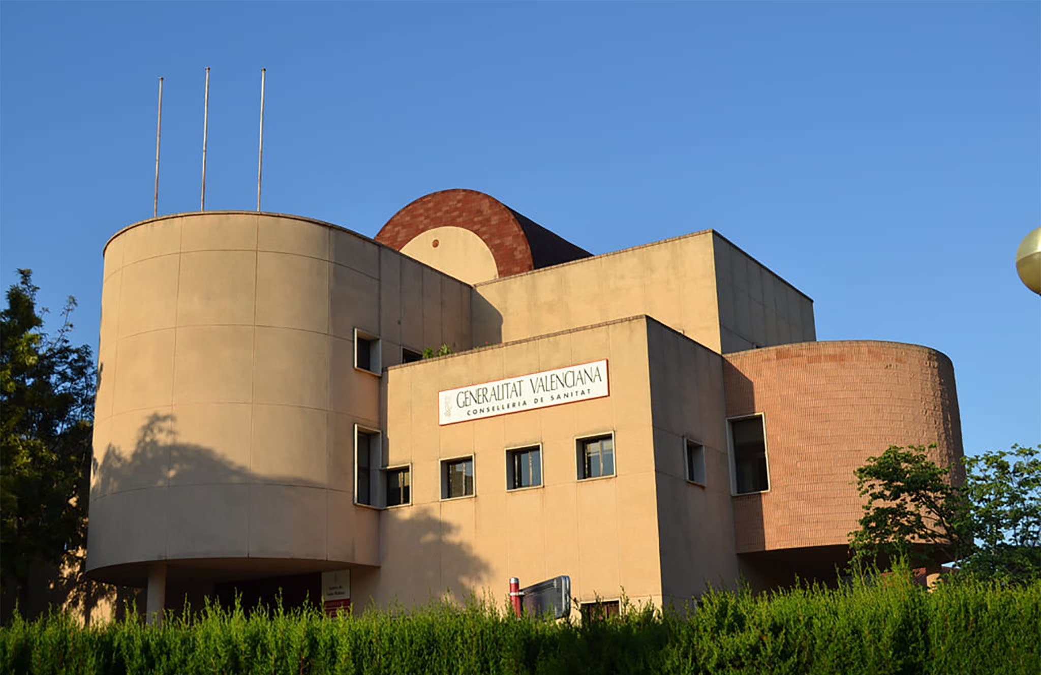 Public Health Center Jaume I
