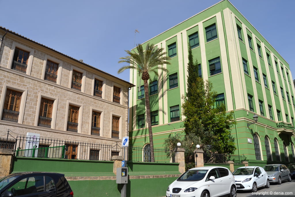 Colegio Maristas de Dénia