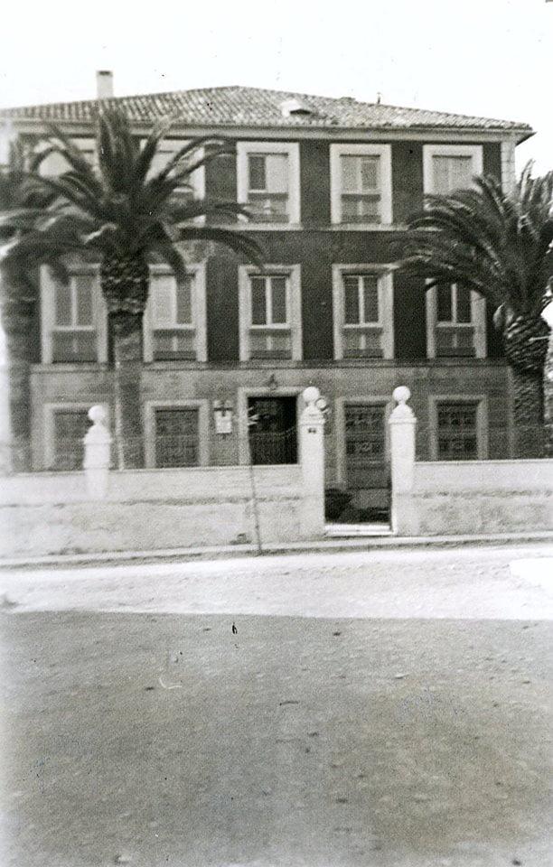 Colegio Maristas en la historia