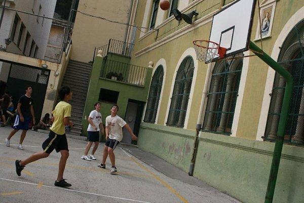 Deportes en el Colegio Maristas