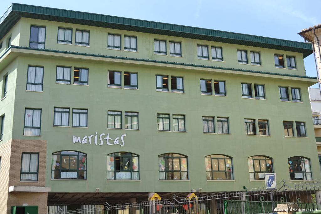 Edificio de Infantil y Primaria del Colegio Maristas