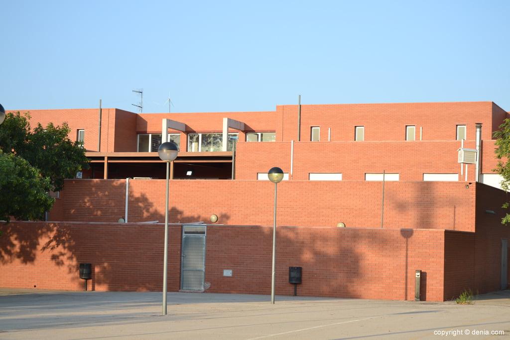 Edificio del instituto Chabàs