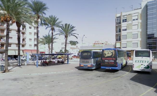 Estació d'Autobús