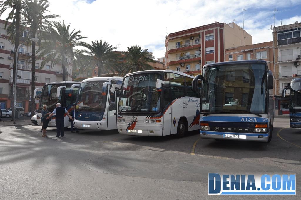 Estació d'autobús Dénia