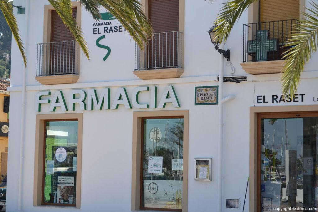 Farmàcia El Raset Dénia