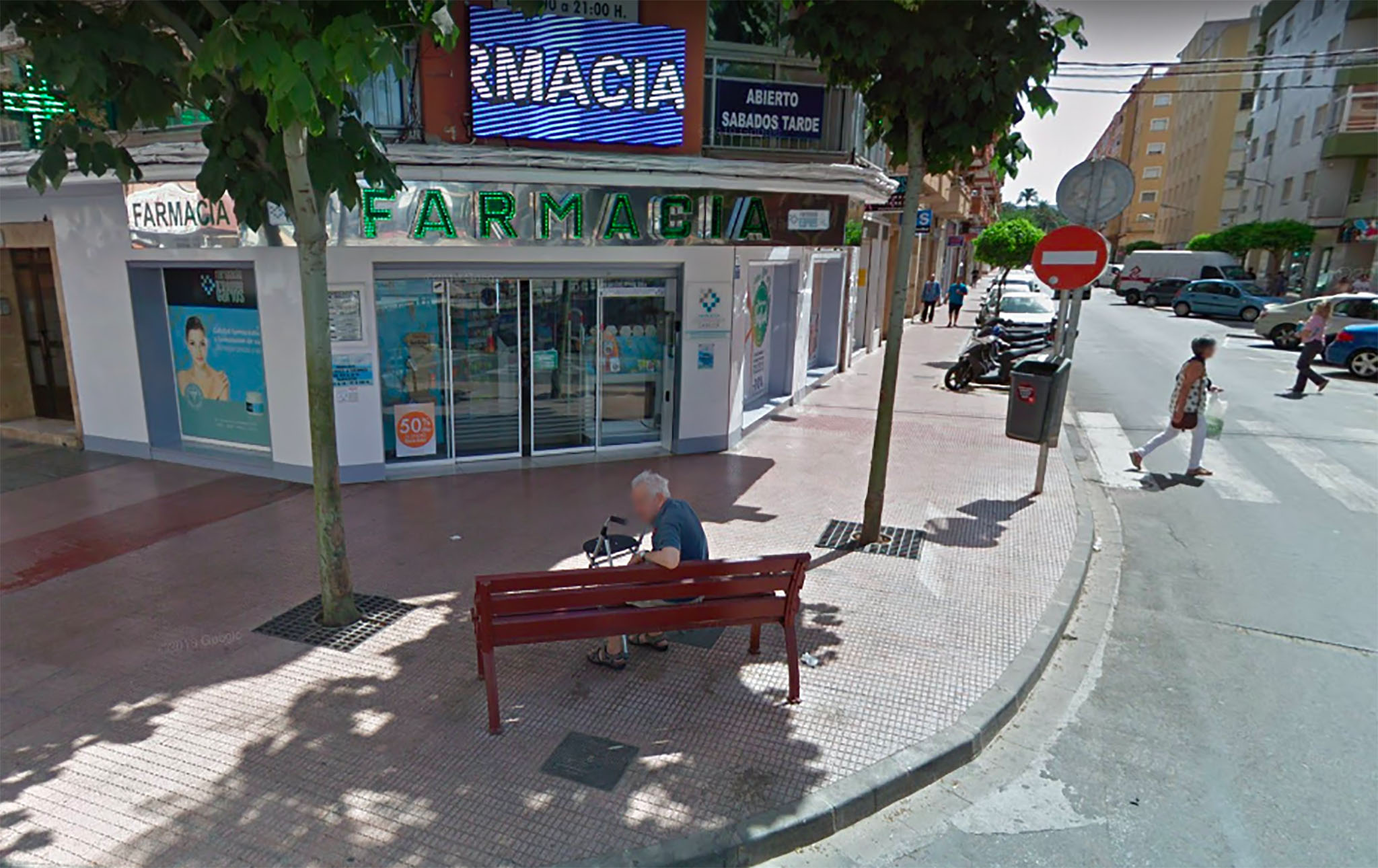 MªPaz pharmacy Dénia